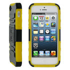 rooCASE T2 Hybrid Armor Case for iPhone 5 3 Colors Personal Electronic Case NEW