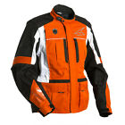 AXO Glide Enduro Jacket - ORANGE  _15201-06