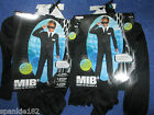 BOYS CHILDS HALLOWEEN MEN IN BLACK 3 COSTUME SET SM 4-6  NWT