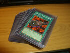 YU-GI-OH! TRADING CARDS ~ MAGIC CARDS STARTING WITH THE LETTERS A - Z