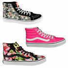 Women's Trainers Vans Sk8 Hi Shoes Casual Shoes Skate Shoes New