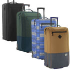 Burton Fleet Scooter Trunks 90 Liters Of Luggage Trolley Travel Bag New