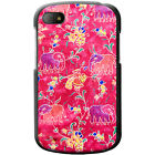 Indian Elephants Hard Case For Blackberry Q10