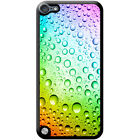Coloured Water Droplets Hard Case For iPod Touch 5th Gen