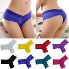 Women Lady Sexy Lace V-string Briefs Panties Thongs G-string Lingerie Underwear