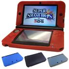 Silicone Nintendo 3DS XL/LL Soft Gel Protective Case Cover Skin Solid Color