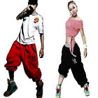 Men Women Casual Harem Trouser Jogging Biking Hip-Hop Sport Pants Sweatpants New