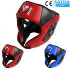 RDX Kids Junior Head Guard Helmet Boxing MMA Martial Arts Boys Children Kick Y B
