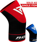 RDX Neoprene Brace Knee Support MMA Pad Guard Protector Gel Sport Work Cap UFC Y
