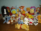 SOFT TOYS ~ SELECTION OF BRANDED TOYS