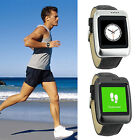 S13 Smart Watch Bluetooth 4.0 Wristwatch Anti-lost Handfree Call Music Message