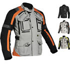Richa Touareg Motorcycle Jacket Waterproof CE Armour Textile  Breathable
