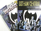 Auswahl = GOTHAM CENTRAL # 1 2 3 4 ( Panini , Softcover / Hardcover ) NEUWARE