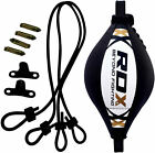 RDX Leather Boxing Speed Ball Double End Dodge Floor to Ceiling MMA Punching CA