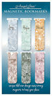 Sentiment Magnetic Bookmarks (Set of 6) Joy, Hope, Blessed Courage, Faith 128410