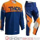Thor Phase 2016 Hyperion Navy Orange Motocross Kit MX Dirt Bike Off Road Outfit