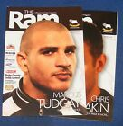 DERBY COUNTY HOME PROGRAMMES 2004-2005