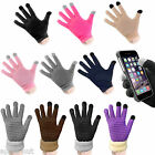 Mens+Womens Touch Screen Gloves For iPhone 6S/6S Plus/6, Samsung, S6 Edge, Plus