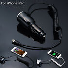 5V/1A Traval Fast Charge Lightning Car charger adapter For iPhone 7 5s 6 6s Plus