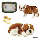 Perfect Petzzz Bull Dog Sleeping Pet Soft Fur Breathing Toy Dog Gift Pack