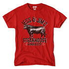 TAILGATE CLOTHING CO. JESS & JIM'S STEAKHOUSE KANSAS VINTAGE SMALL TO 3XL