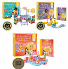 Goldie Blox Creative Building Construction Set Toy Game Read & Build Along Book