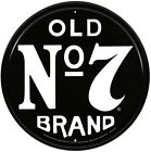 New Jack Daniels Old No 7 Brand Metal Tin Sign