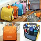 Travel Cosmetic Makeup Toiletry Bags Pruse Wash Organizer Storage Hanging Bag LA