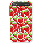 Graphical Fruit Hard Case For Blackberry Classic Q20