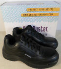SKIDBUSTER S5075M WOMEN'S BLACK SLIP RESISTANT ATHLETIC SHOES NEW IN BOX