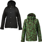 Burton Ginger Jacket Women's Snowboard Jacket Ski Jacket Functional Jacket NEW