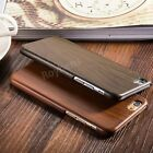 New Wood Utlra thin Hard PC Case Fashion Cover For Apple iPhone 6 4.7 6+ 6s Plus