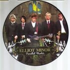 "ELLIOT MINOR - PARALLEL WORLDS - 2007 New 7"" PIC DISC"