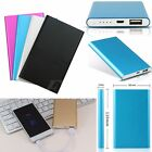 8000mAh Ultrathin Portable Battery Charger Power Bank For iPhone Samsung LG HTC