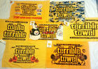 PITTSBURGH STEELERS TERRIBLE TOWEL ( 23 CHOICES ) $14.5 USD on eBay