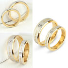1PC Hot Sale Jewelry Forever love Men Women Titanium Steel Couple Band Ring