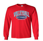 Volleyball Boyfriend and Proud Of It sports family Long Sleeve T-Shirt