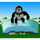 Blue Wave Gorilla Floor Padding for Above Ground Swimming Pool Liner Protection