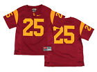 Nike NCAA Toddlers SoCal Southern California USC Trojans Football Jersey, Red