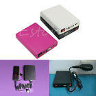 Portable 5V/2A Mobile Power Supply USB Battery Charger 18650 Box w/ Dual Output