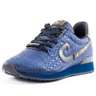 Cruyff Trophy Rapid V2 Mens Leather & Textile Navy Trainers New Shoes
