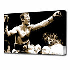 LARGE JOE CALZAGHE CANVAS ART PRINT 0815