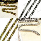 4x4mm 2M Iron DIY Curb Unfinished Chain fit Fashion Necklace Making JACH0116