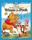 The Many Adventures of Winnie the Pooh [Blu-ray/DVD] [Includes Digital Copy] New