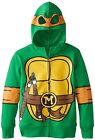 % Teenage Mutant Ninja Turtles Boys Toddler Costume Hoodie Sweatshirt - Green