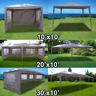 New Deluxe Beige Outdoor Party Wedding Tent Gazebo Events Pavilion