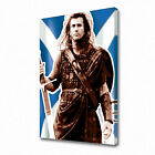 0414 LARGE BRAVEHEART SCOTLAND CANVAS PRINT