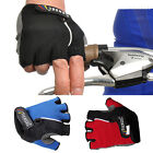 Fashion 3D Tight Design Cycling Bike Bicycle Wearable Sports Half Finger Gloves