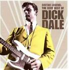 DICK DALE - GUITAR LEGEND: THE VERY BEST OF DICK DALE USED - VERY GOOD CD
