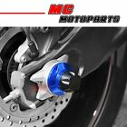 For Yamaha MT-07 Rear Axle Protector Sliders Accessory FZ-07 14 15 16